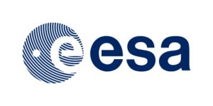 ESA logo dark blue