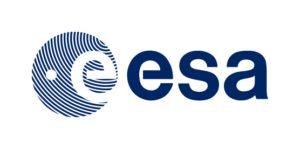 ESA logo dark blue