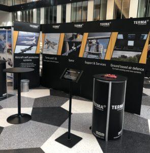 Trema stand at DDAC 2020